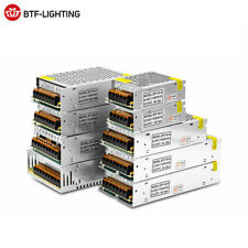 DC5V 12V 24V Switch LED Power Supply Transformer 2A/3A/4A/5A/10A/12A/20A/40A/60A